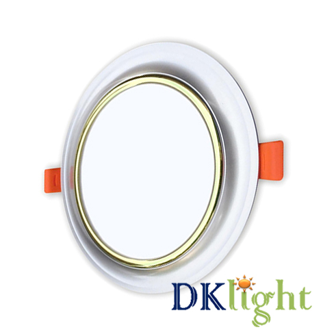 den led am tren vien vang, den downlight am tran dk light